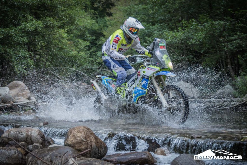 Serres Rally 2017 zondag van start