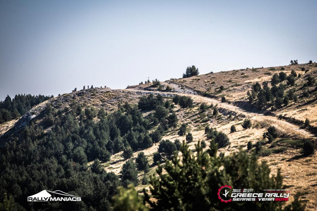 Drie Nederlanders in top-twintig zesde dag Serres Rally