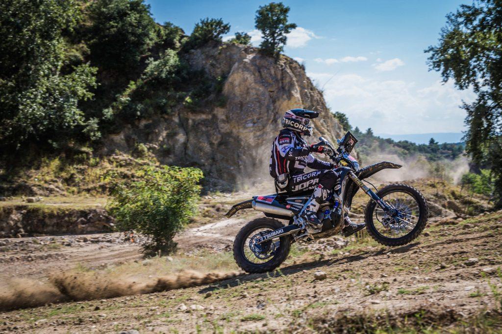 Nieuwe route voor 6e editie Serres Rally