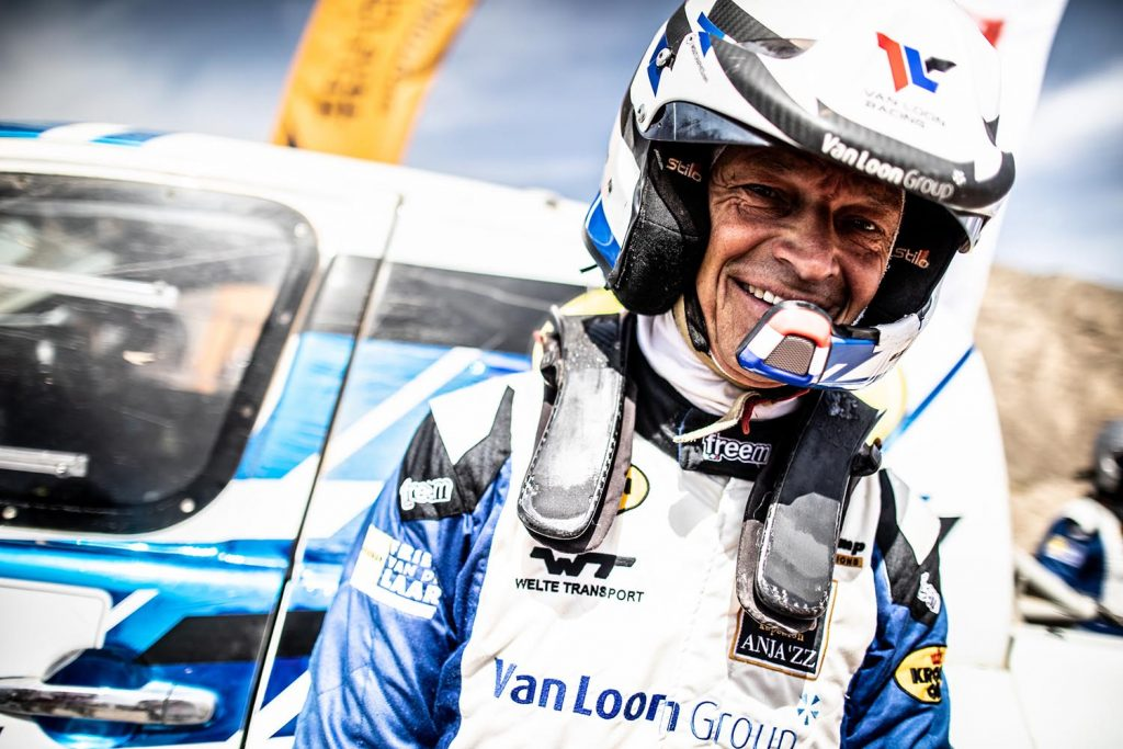 SWR2019 finish: Van Loon laat ware snelheid zien in Silk Way Rally
