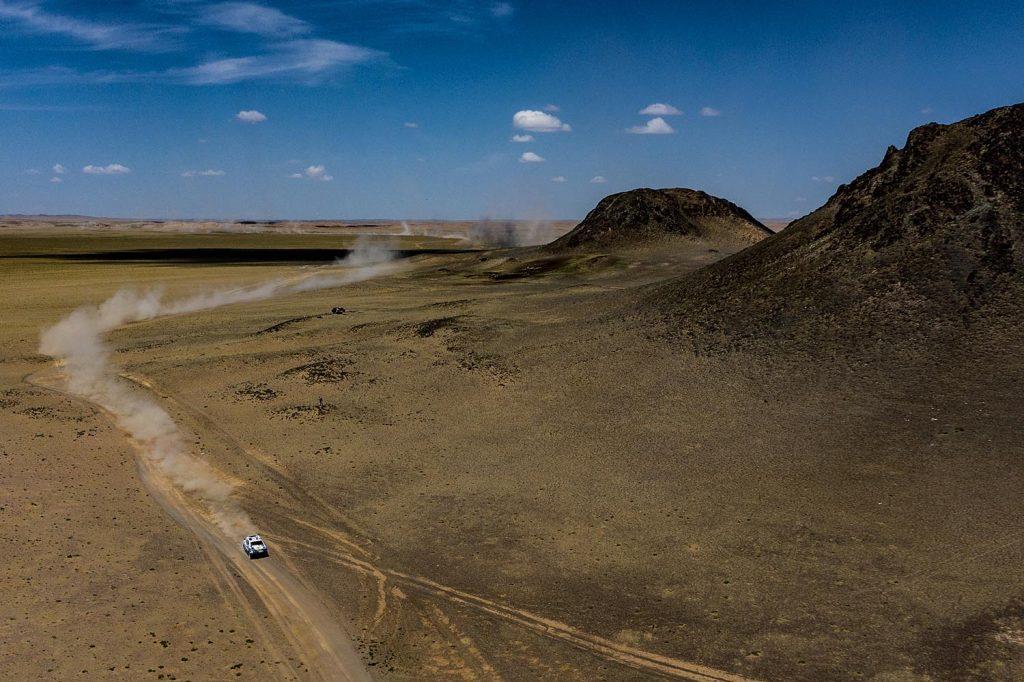 SWR2019 dag 6: Tweede tijd voor Van Loon op laatste Mongoolse etappe