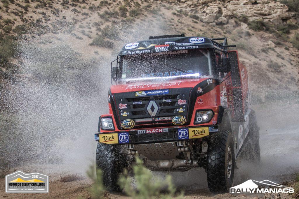 Morocco Desert Challenge 2018: de tweede grootste woestijnrally ter wereld
