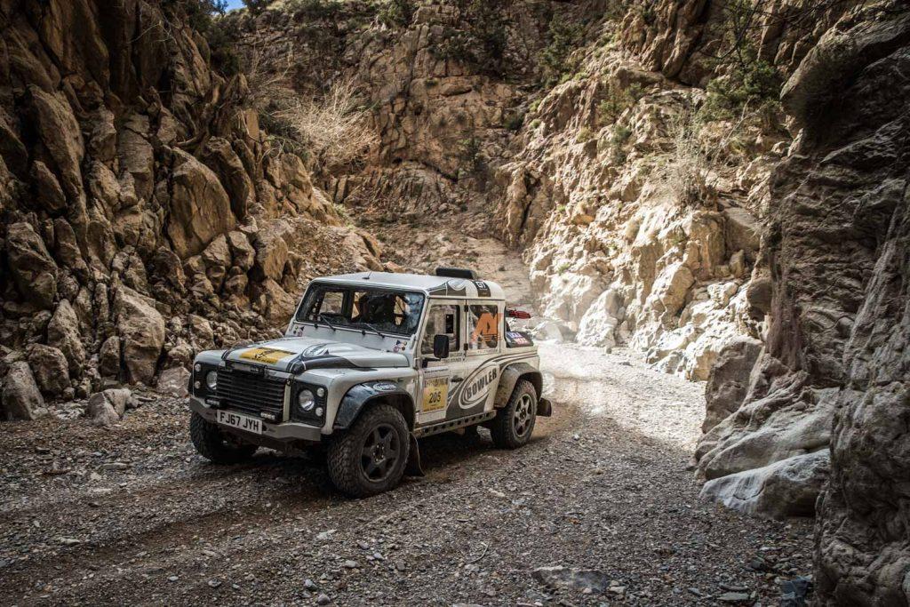 Verrassende Naber zegeviert in opening Tuareg Rallye, Bulsink derde
