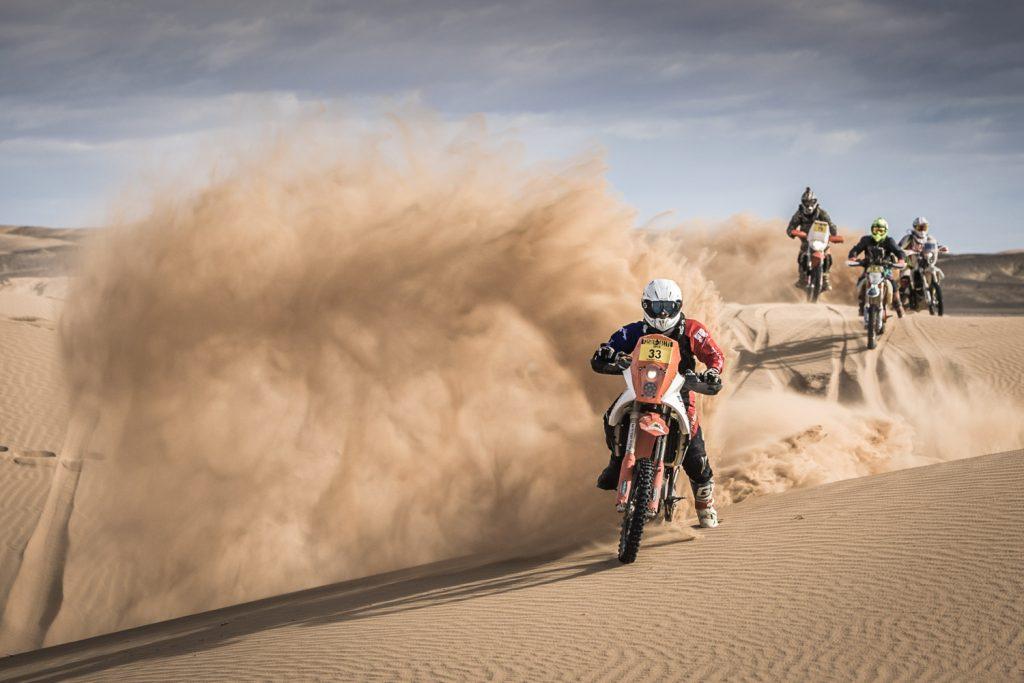 Wat maakt de route van Tuareg Rally 2019 zo uniek
