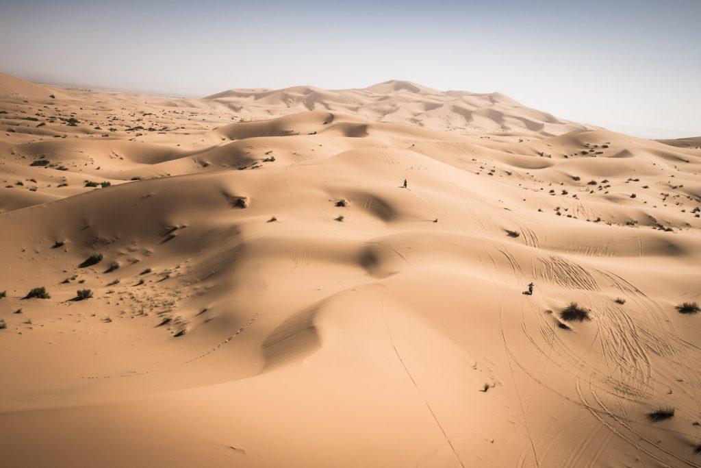 Bulsink en Broomans hebben podium in vizier na voorlaatste etappe Tuareg Rallye