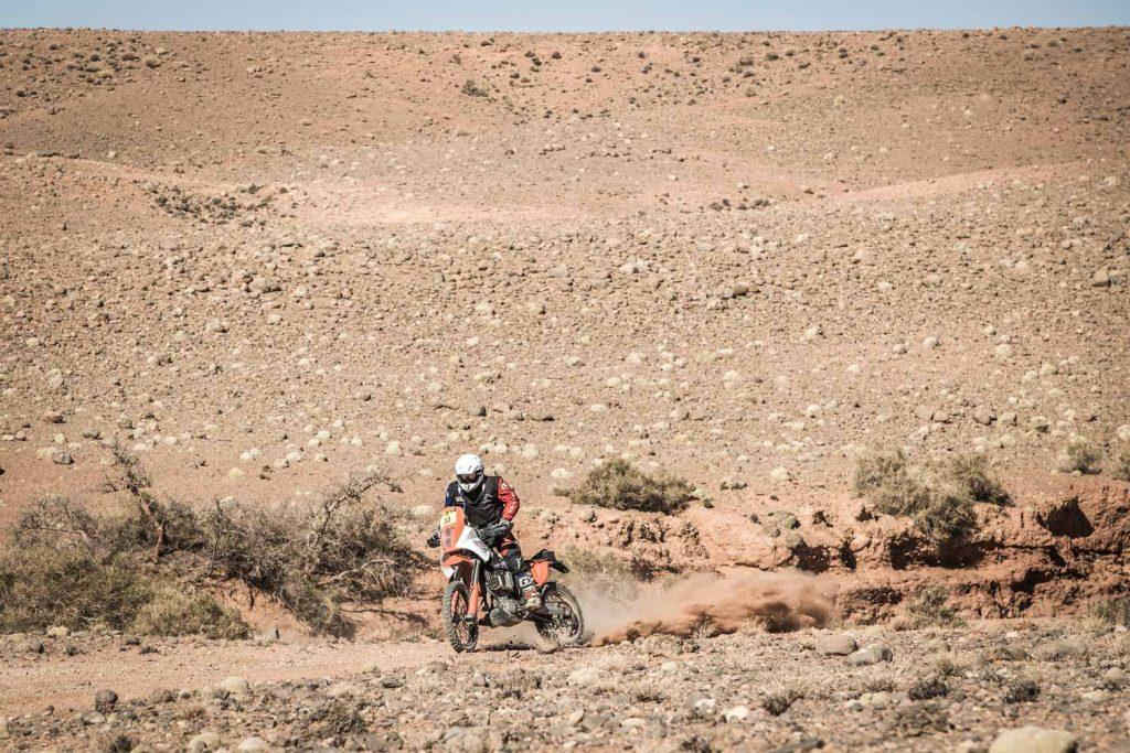 Kaiser pakt voor zesde keer eindzege Tuareg Rallye, Bulsink derde