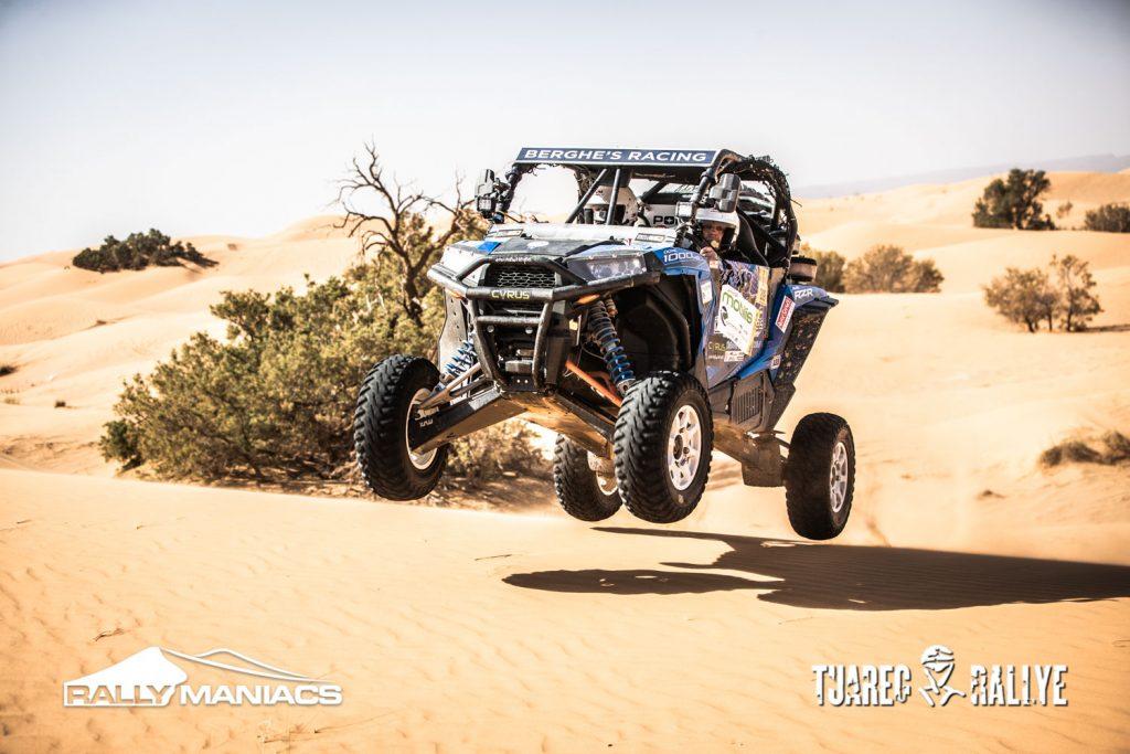Dagje vrij rijden in Tuareg Rally
