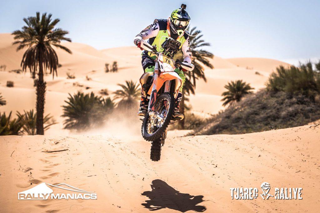 Vijfde etappe Tuareg Rally 'super leuke dag'