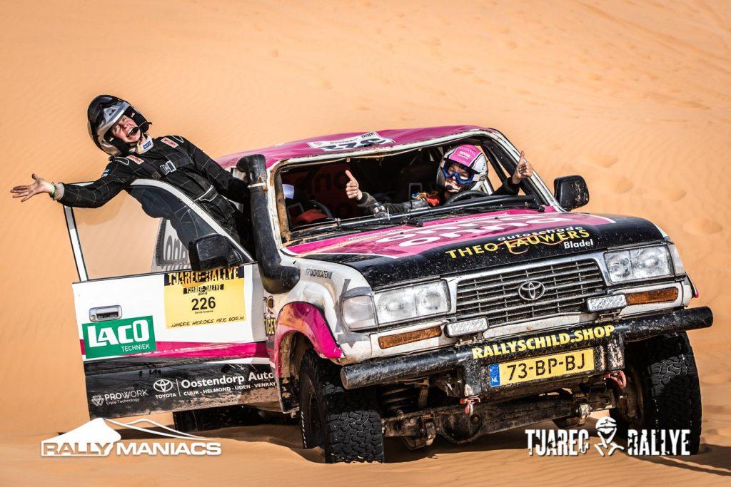Nederlanders in Tuareg Rally zeer te spreken over Algerije