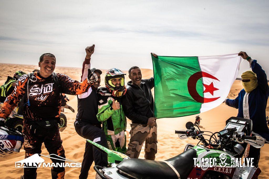 Geen grote veranderingen in laatste etappe Tuareg Rally