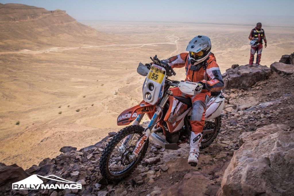 Tuareg Rally 2016: een afwisselende dag rondom Zagora, Verkade aan de leiding