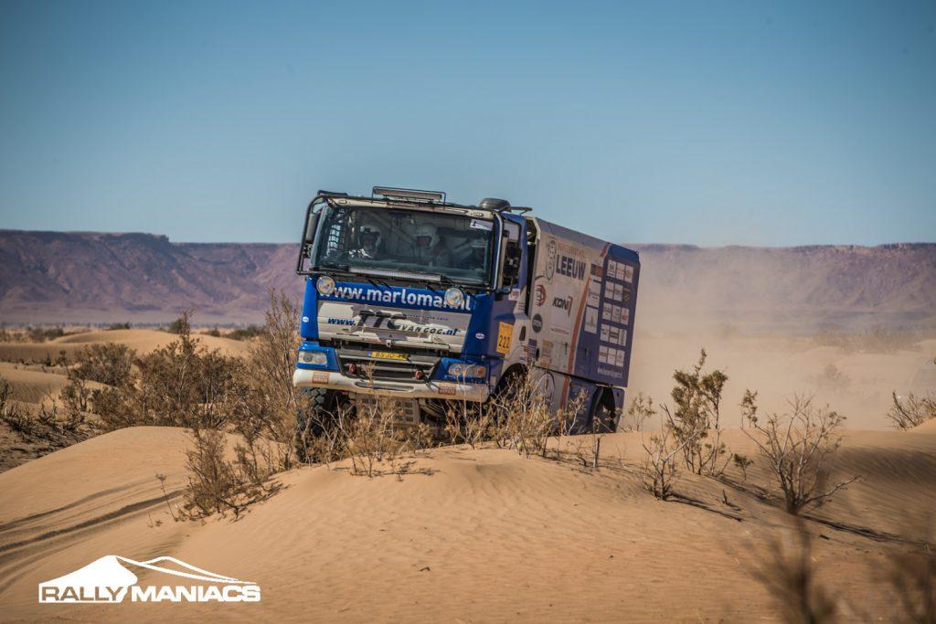 Tuareg Rally 2016: weer winst voor Kaiser, Verkade loopt uit in klassement