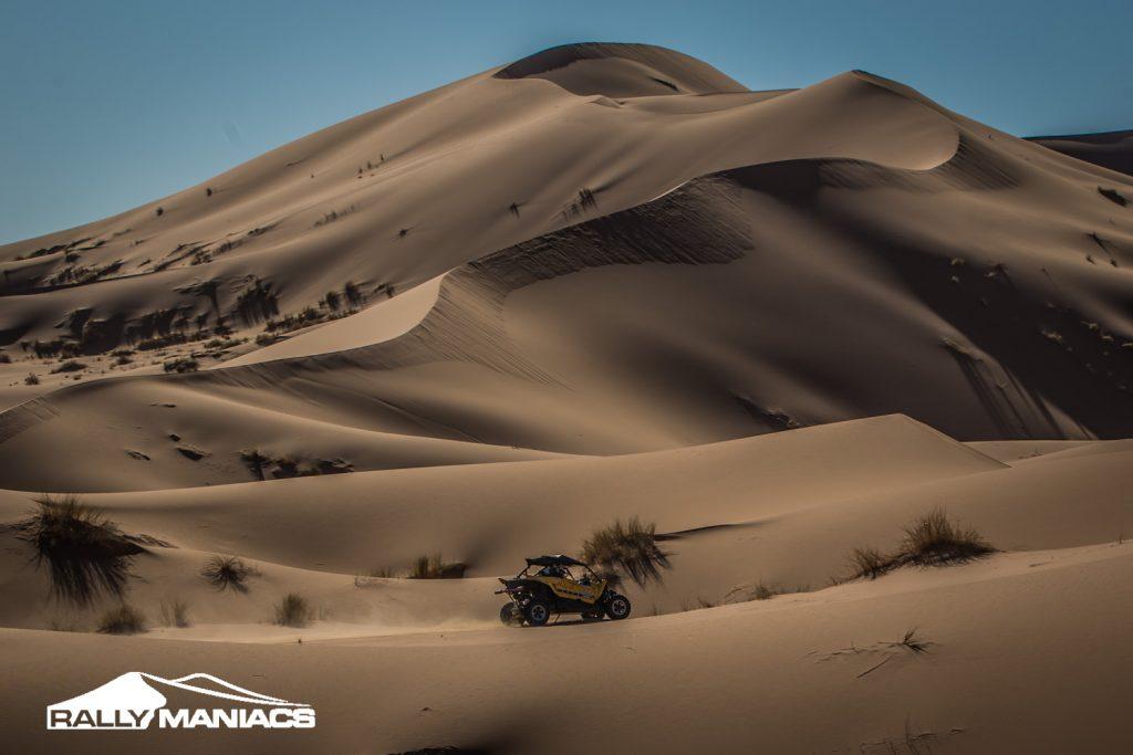 Tuareg Rally 2016: koningsetappe scheidt jongens van de mannen