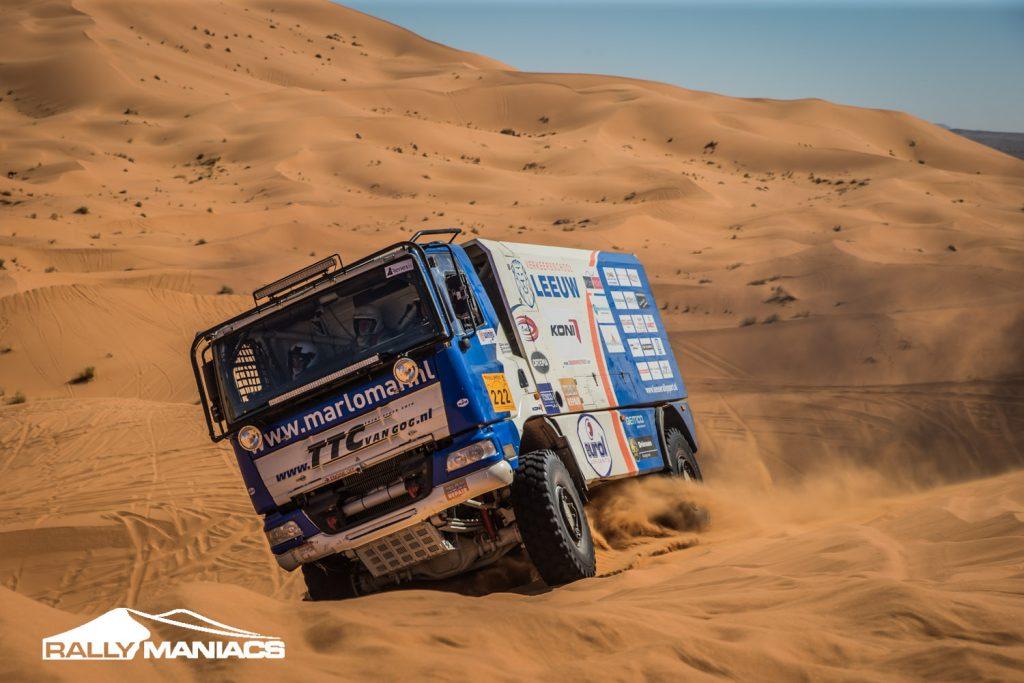 Tuareg Rally 2016: Ondanks halve rustdag toch verschuivingen