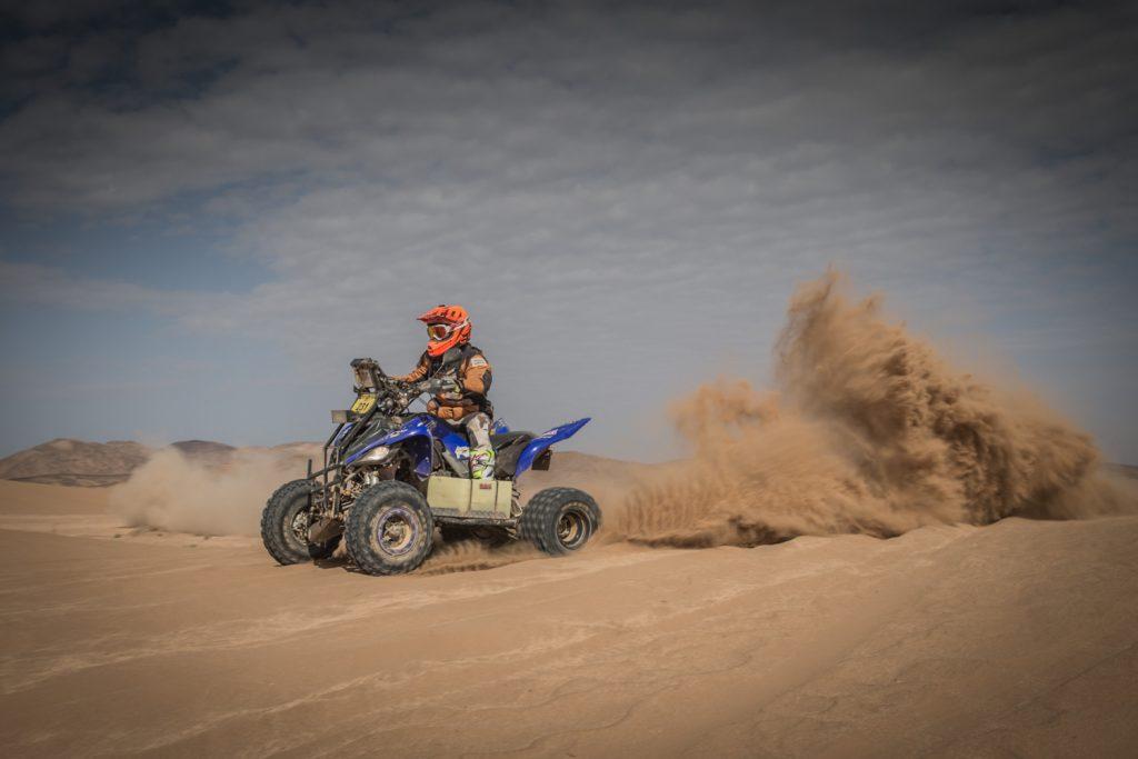 Debutanten vermaken zich goed in tweede etappe Tuareg Rally