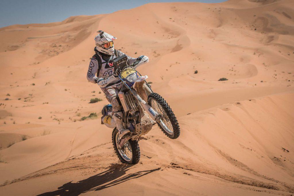 Groot deelnemersveld voor Tuareg Rally 2018