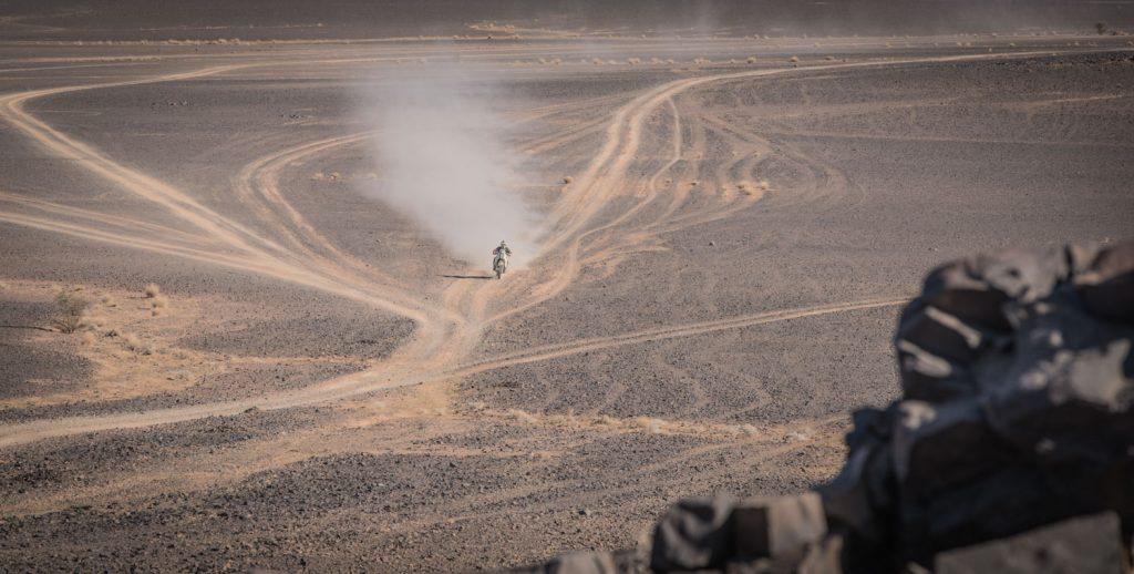 Tevredenheid heerst op middelpunt van de Tuareg Rally
