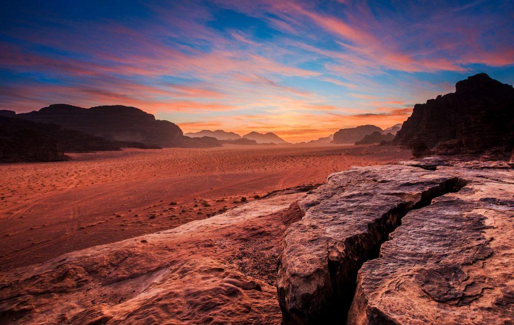 Jordan Baja: Ronde 7 Cross-Country Baja's 19 – 21 september