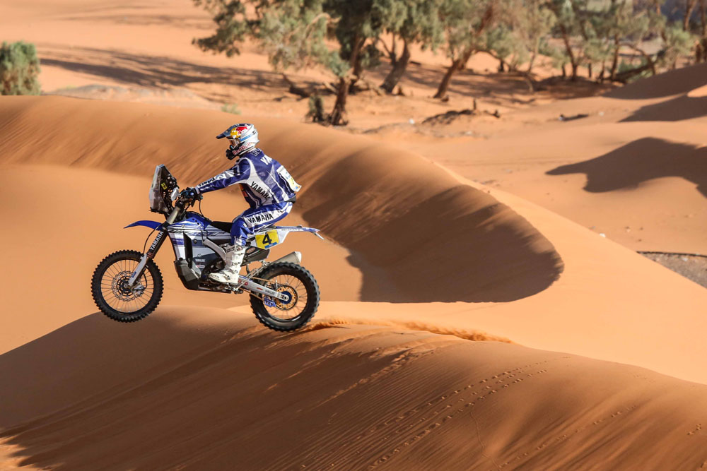 Nederlanders present in Merzouga Rally 2017