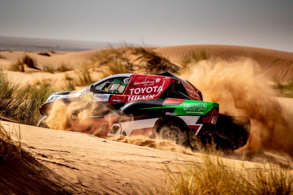 Indrukwekkende deelnemerslijst voor de Saoedi-Arabische Rally Qassim 2019