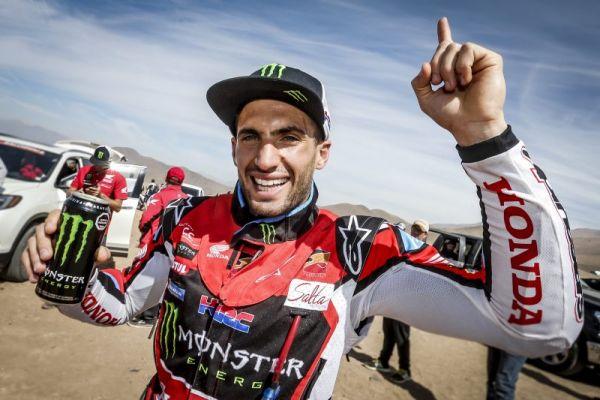 Honda wint protest, Dakar Rally draait tijdstraf Benavides terug