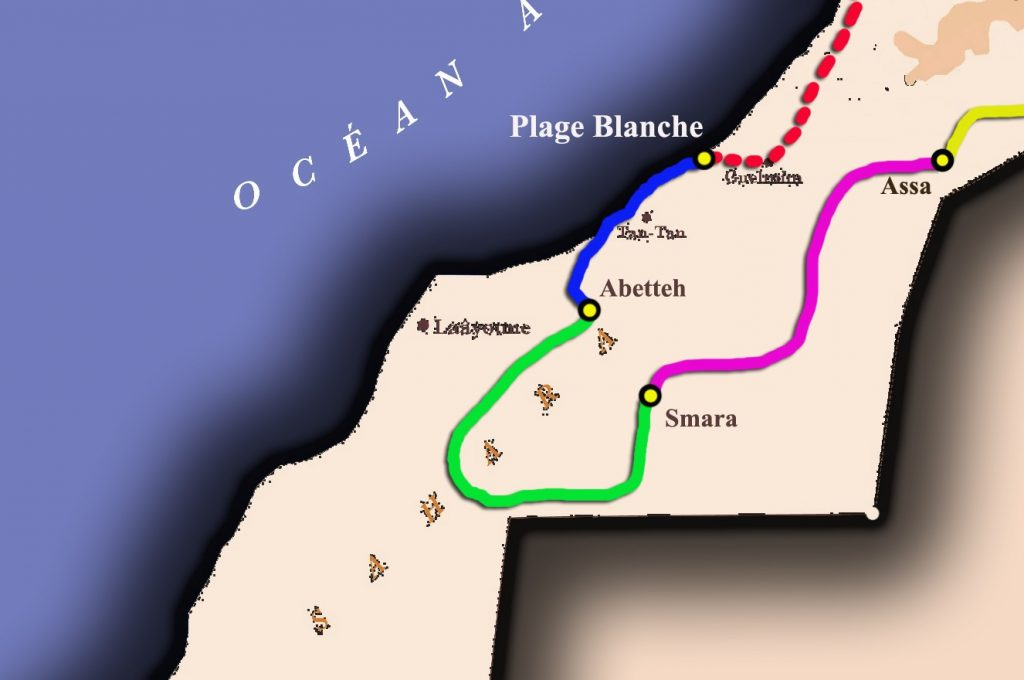 LIVE: Morocco Desert Challenge – Etappe 1