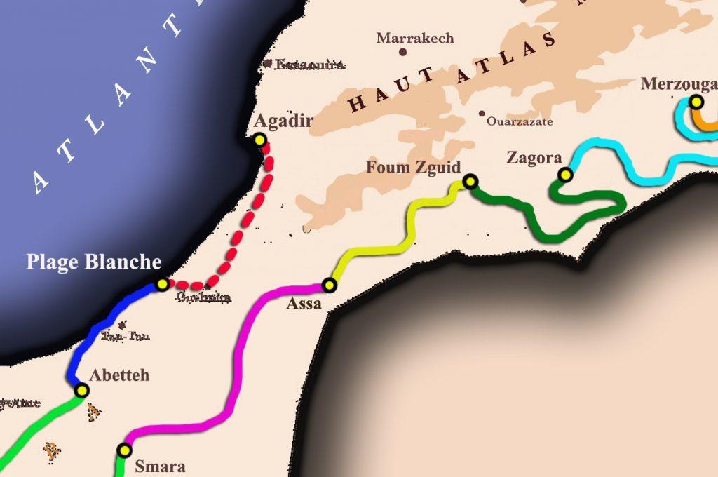 LIVE: Morocco Desert Challenge – Etappe 4
