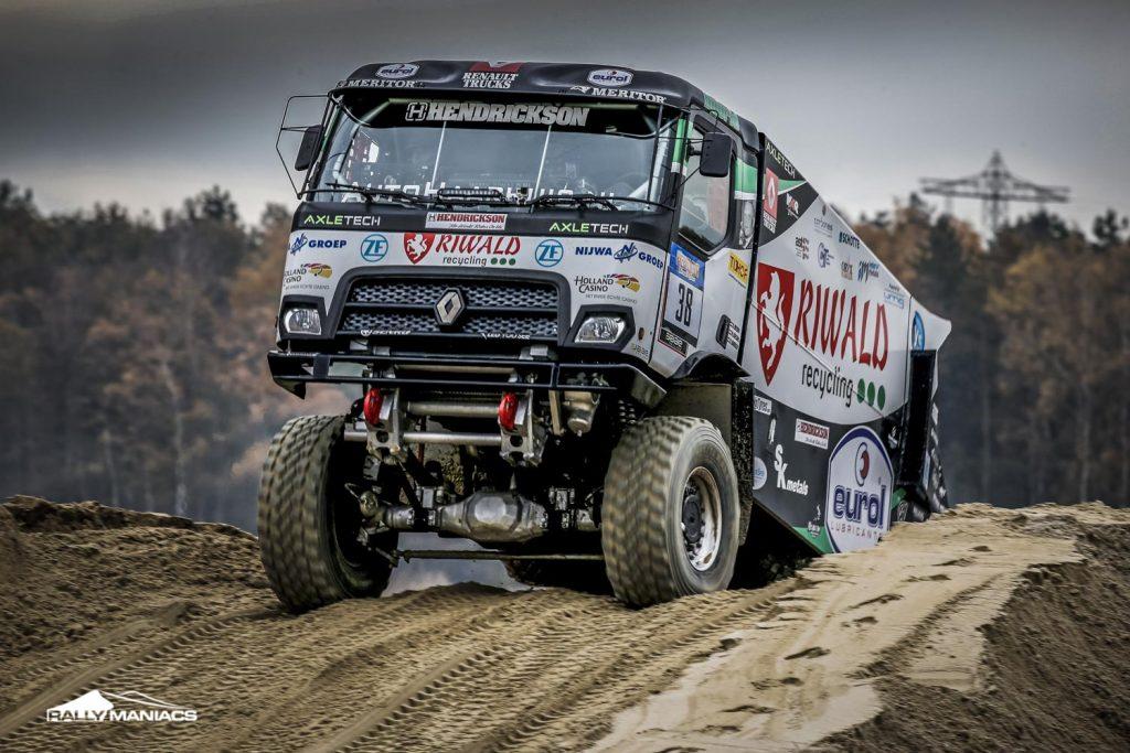 Riwald Hybride truck winnaar Preproloog