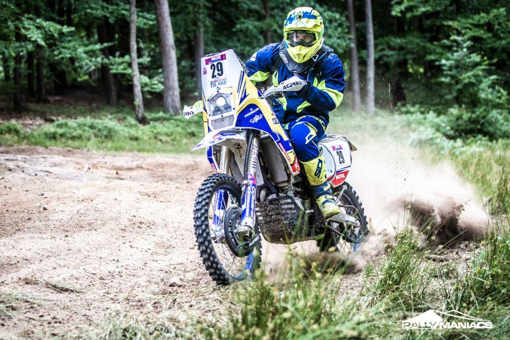 RBI rally seizoen start in Mei met Baja Europe