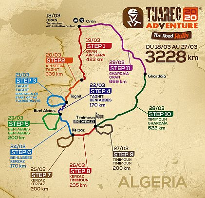 Tuareg Adventure 2020