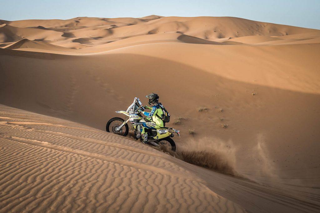 Morocco Desert Challenge 2020: Mike van den Goorbergh