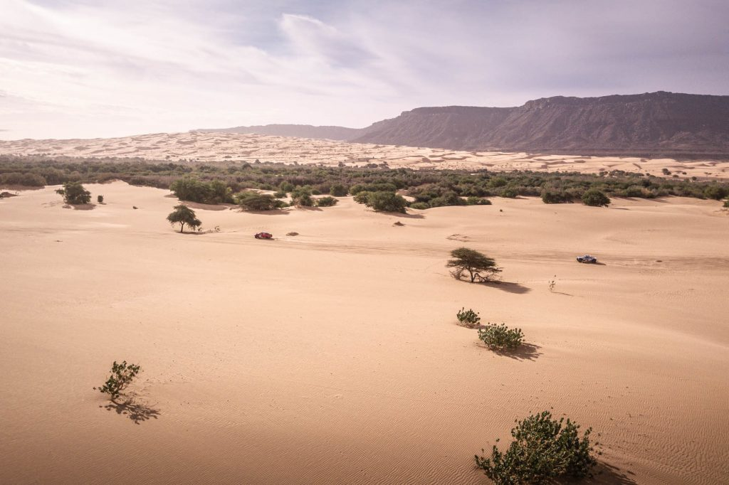 Africa Eco Race 2021 toch afgelast