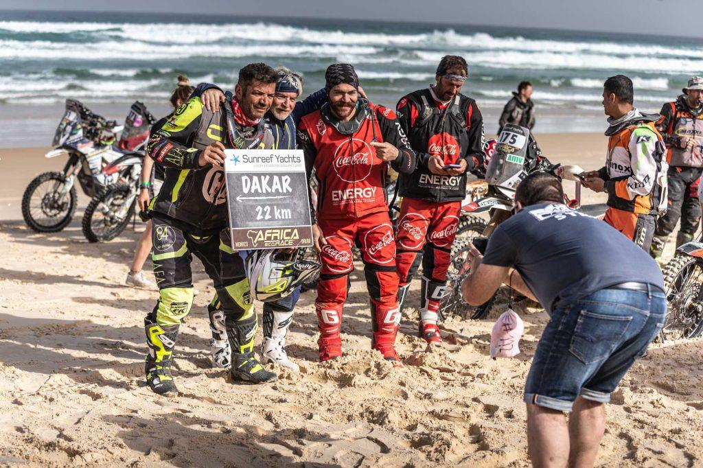 Voorbereidingen Africa Eco Race  2021 voorzichtig van start