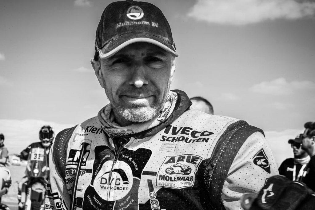 Dakar-rijder Edwin Straver overleden