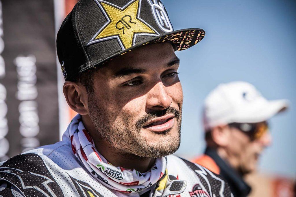 """Pablo Quintanilla: """" Deze Dakar was een nieuw hoofdstuk voor iedereen"""""""