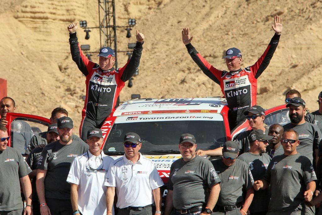 Dakar 2020: Bernhard ten Brinke evenaart beste prestatie