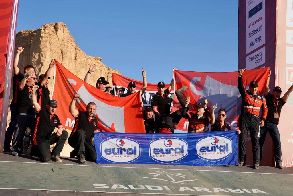 Eurol in Dakar 2020: wat een prestaties!