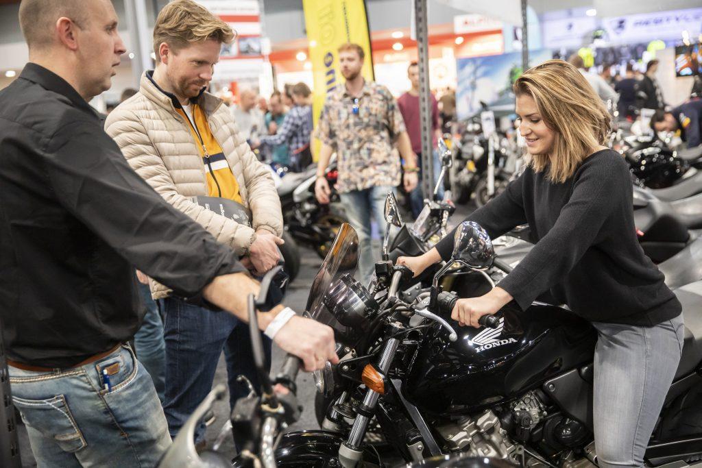 Win het aankoopbedrag van jouw motor terug op MOTORbeurs Utrecht