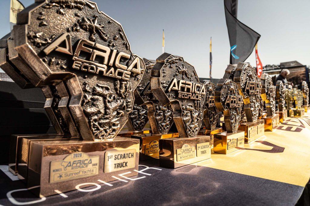 Koers Africa Eco Race alweer gericht op 2021