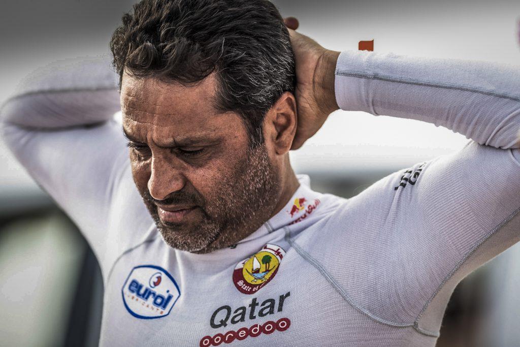 Al-Attiyah loopt verder uit in dag twee Qatar Cross-Country Rally