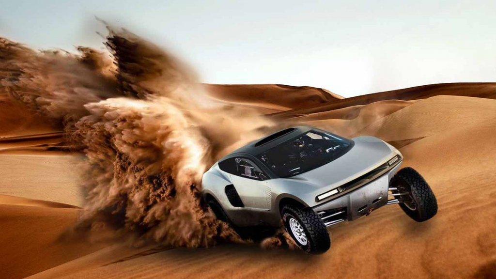 Prodrive wil met eigen team naar Dakar 2021
