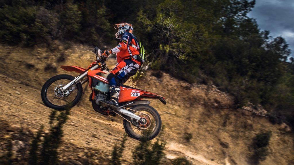 Hispania rally 2020 van start