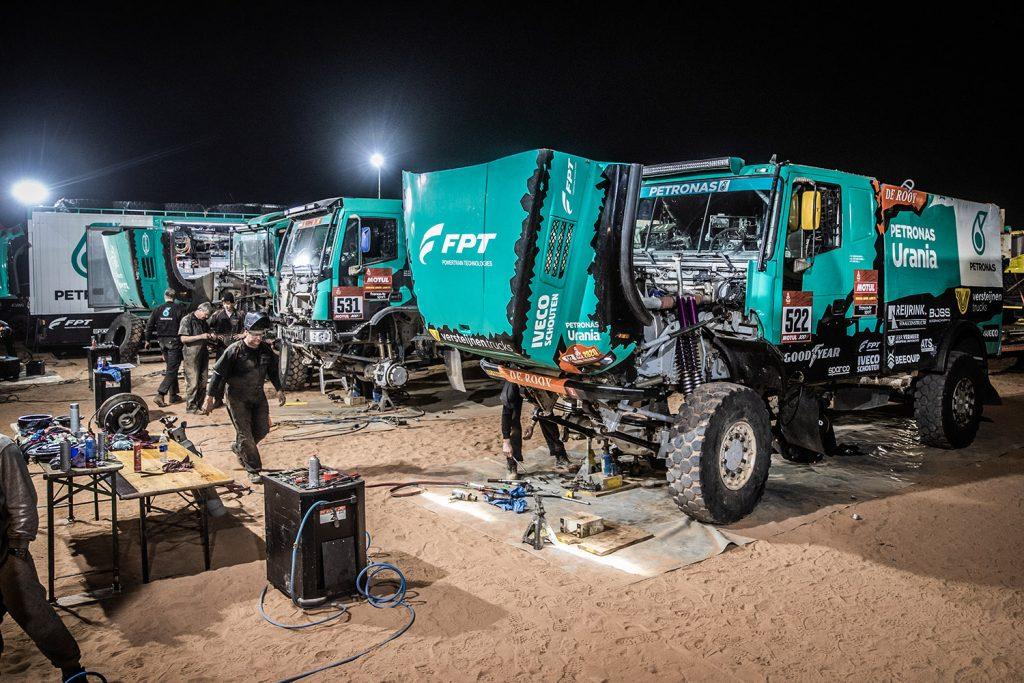 Dakar 2021: nog geen nieuws