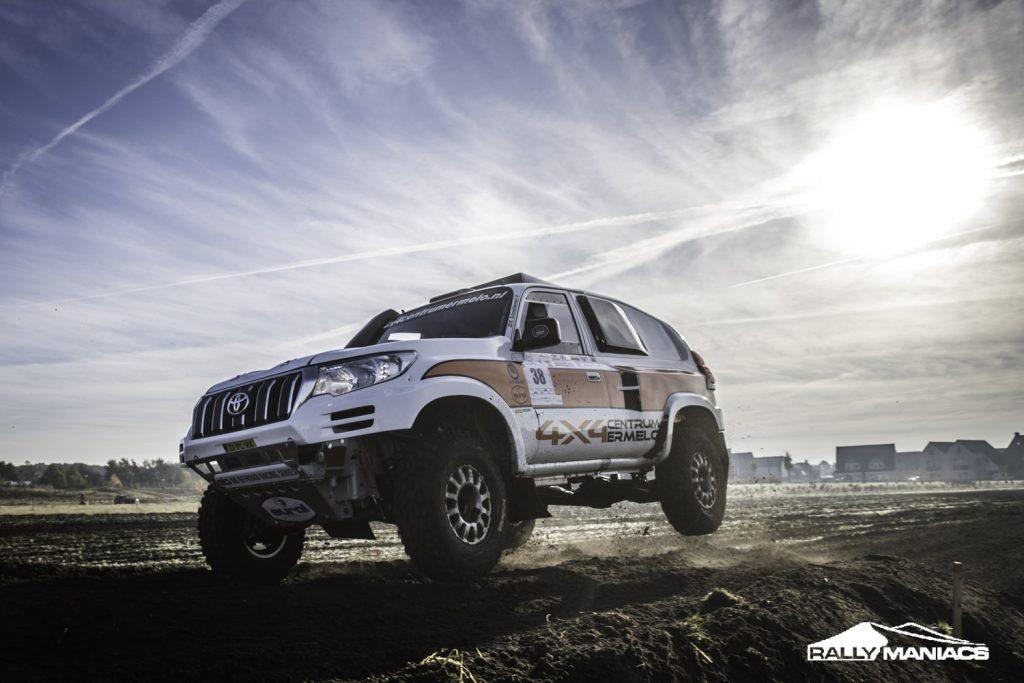 Offroad rally Roompot Baja Borger verplaatst naar 2021