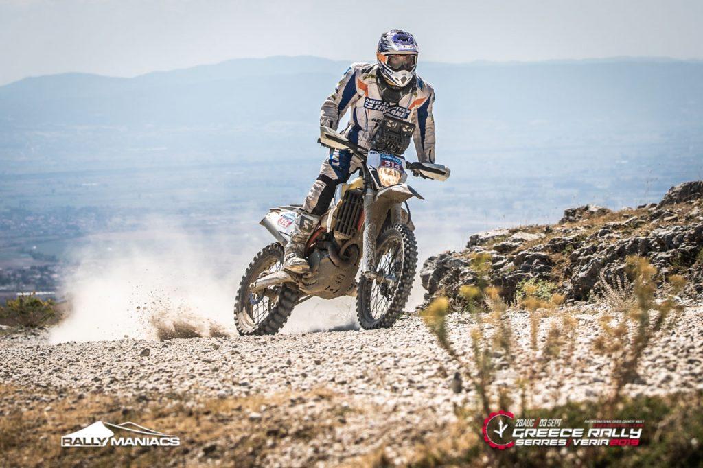 Nog ruim een maand te gaan voor de start van de Greece Rally 2020