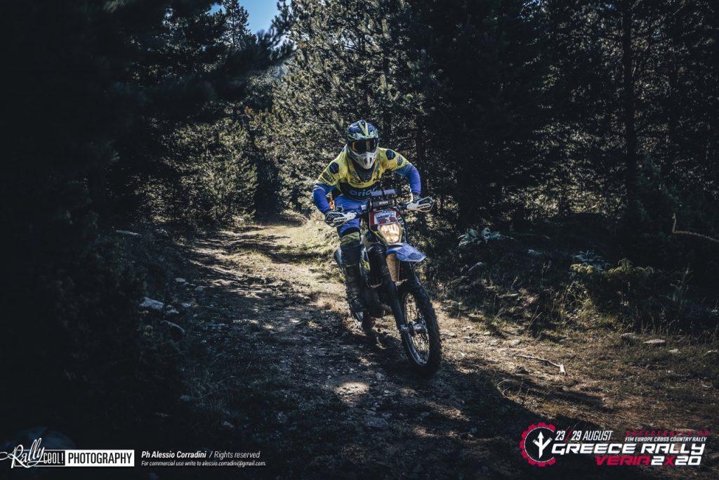 Greece Rally 2020 Dag 6: Svitko valt uit, van Dal klimt naar de vierde plaats