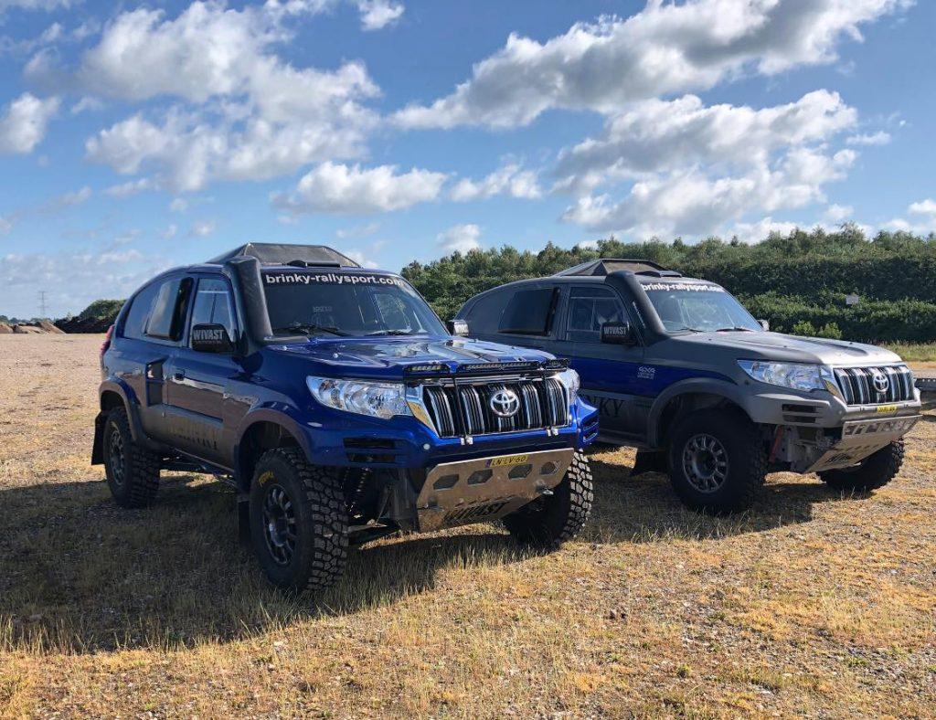 Breslau Rallye Poland 2020: Brinky Rallysport