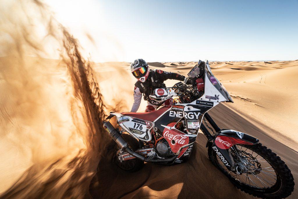 Africa Eco Race 2021 zonder Marokko