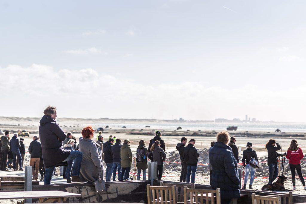 Strandrace IJmuiden afgelast omwille nieuwe COVID-19 maatregelen