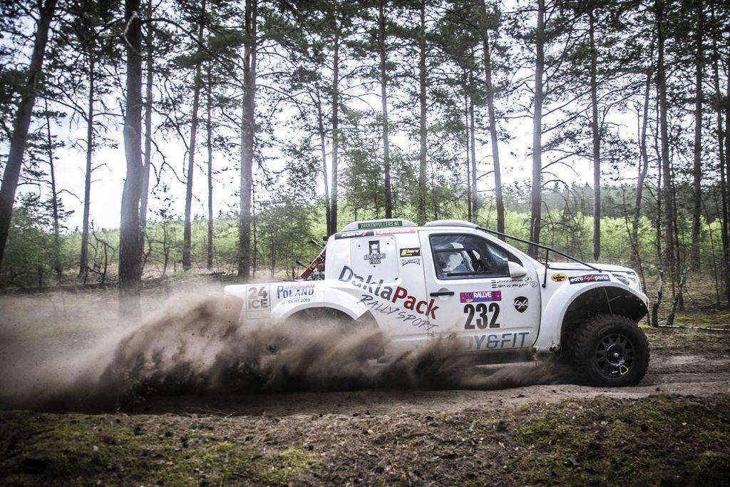 Breslau Rally Poland 2020: Daklapack Rallysport
